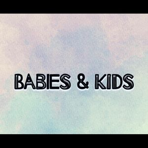 Other - BABIES & KIDS CLOSET